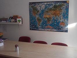 Prostor za kurseve engleskog i nemackog jezika u Zarkovu.