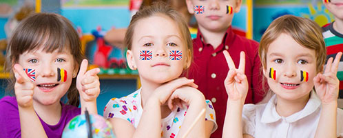 Popusti za casove engleskog i nemackog jezika za predskolce